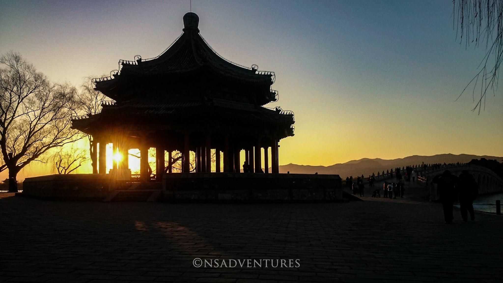 Cosa vedere a Pechino: Behai Park