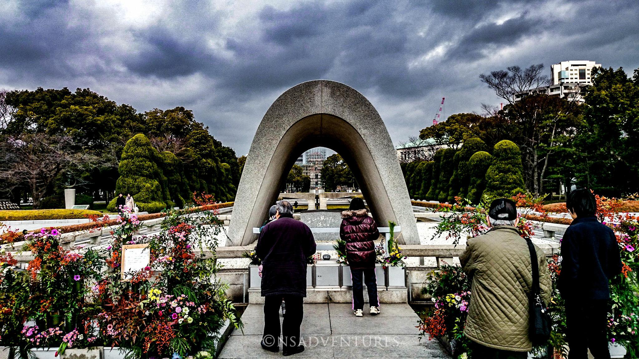 Cosa vedere a Hiroshima: Memorial Park