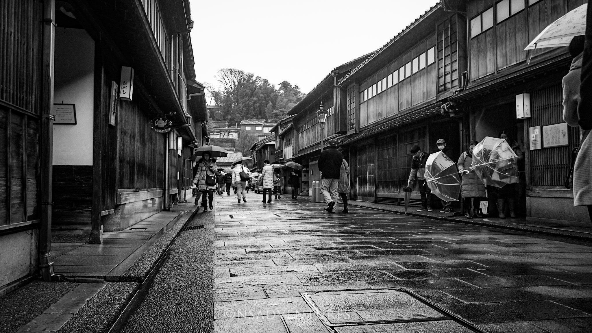 Cosa vedere a Kanazawa: Hirashi