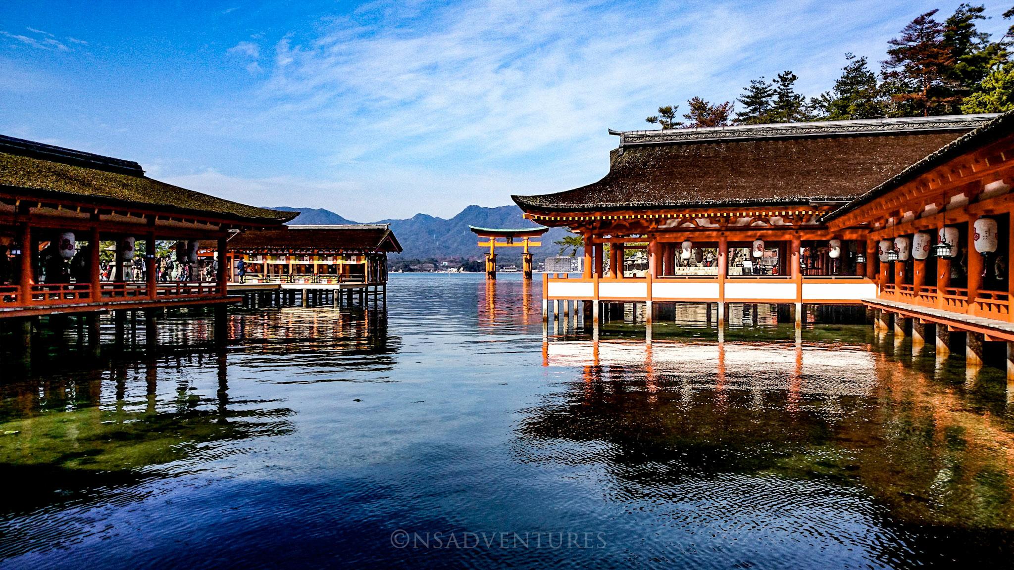 Isola di Miyajima: Santuario di Itsujushima
