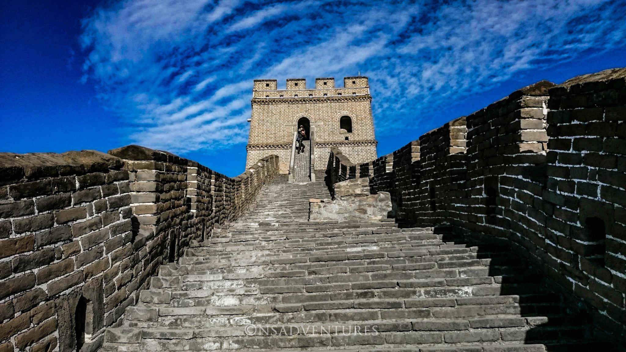 Come raggiungere Mutianyu, sezione della Grande Muraglia Cinese