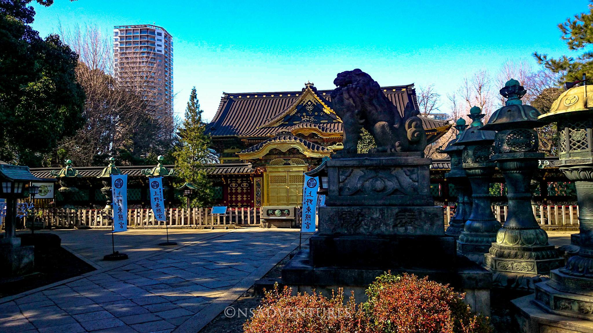Cosa vedere a Tokyo: Karamon Gate!