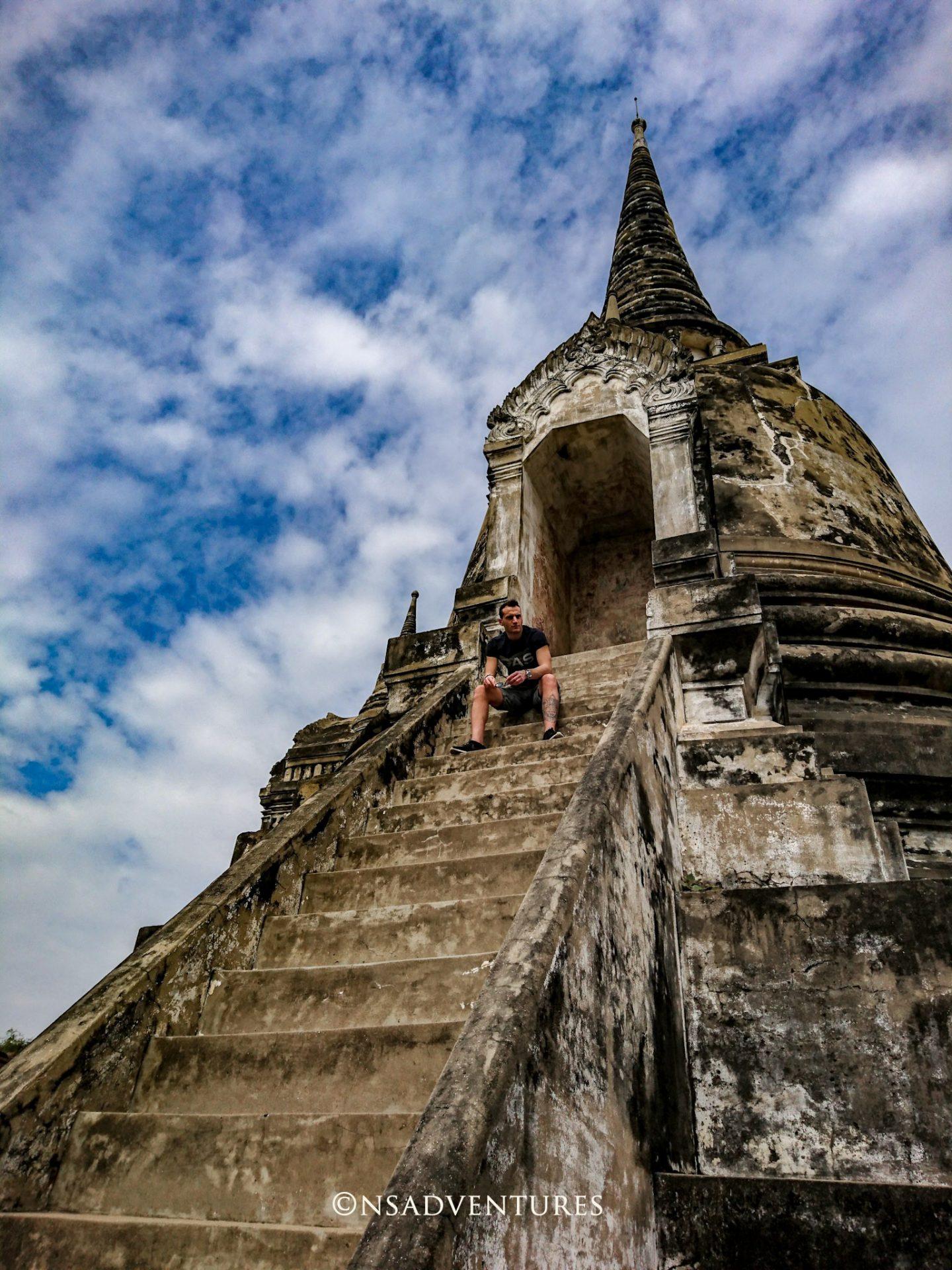 Come raggiungere Ayutthaya