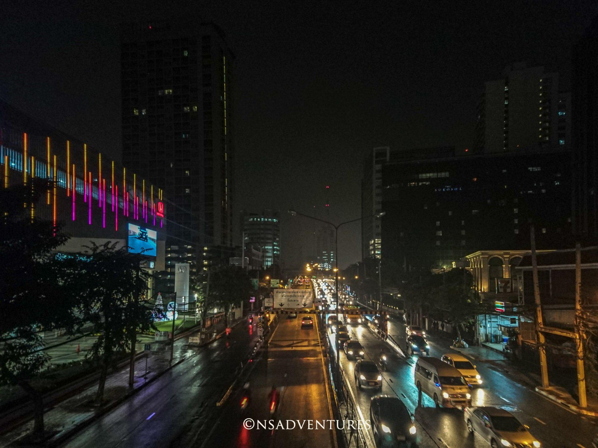 Come muoversi a Bangkok