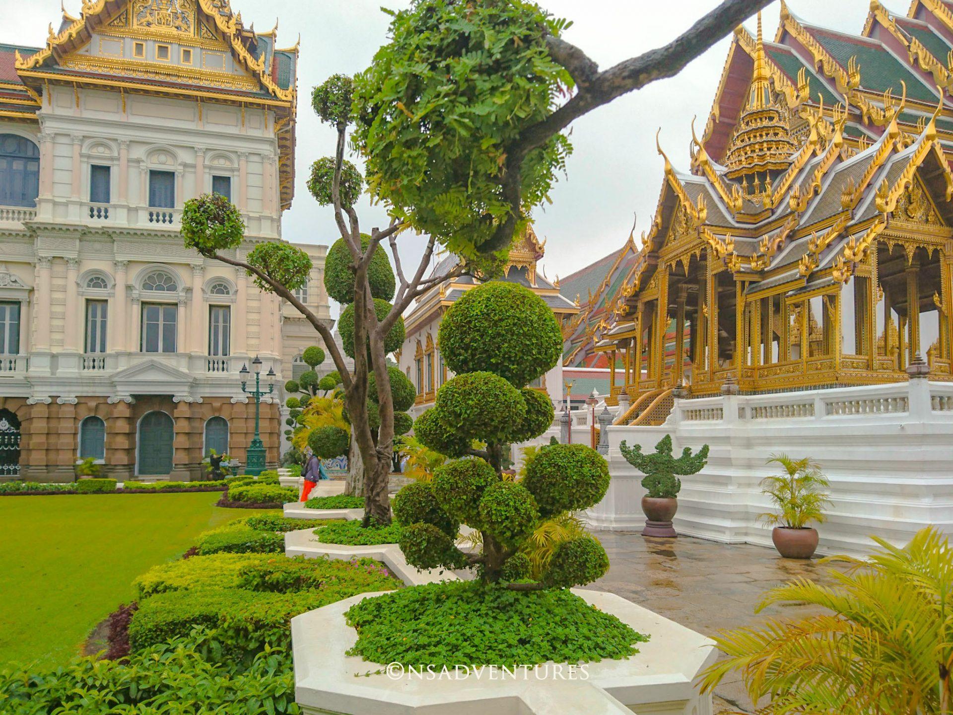 Cosa vedere a Bangkok: Palazzo Reale
