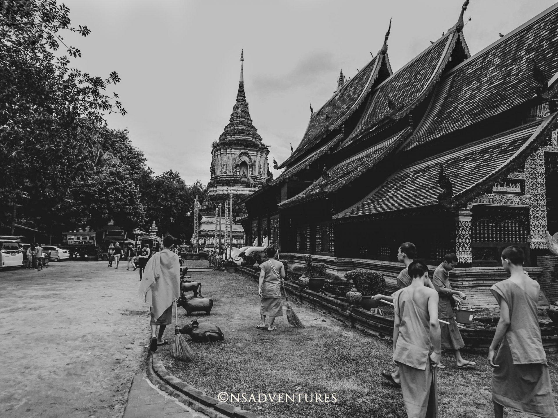 Chiang Mai, cosa vedere: Wat Lok Molee