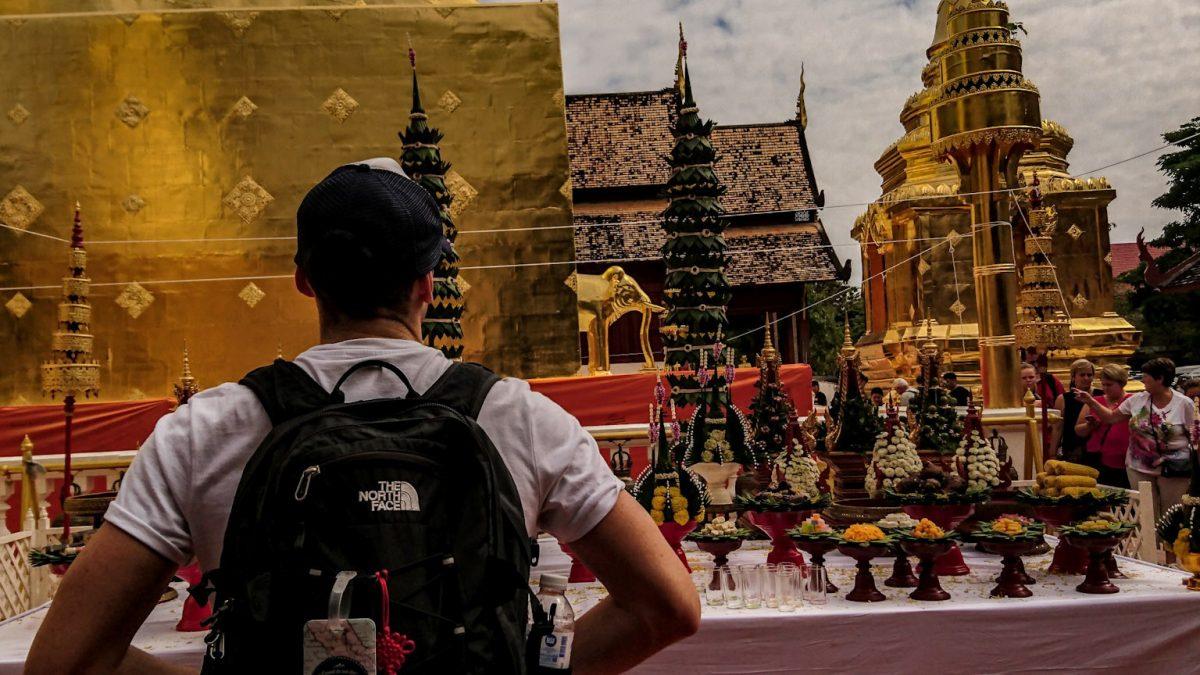 Come raggiungere Chiang Mai