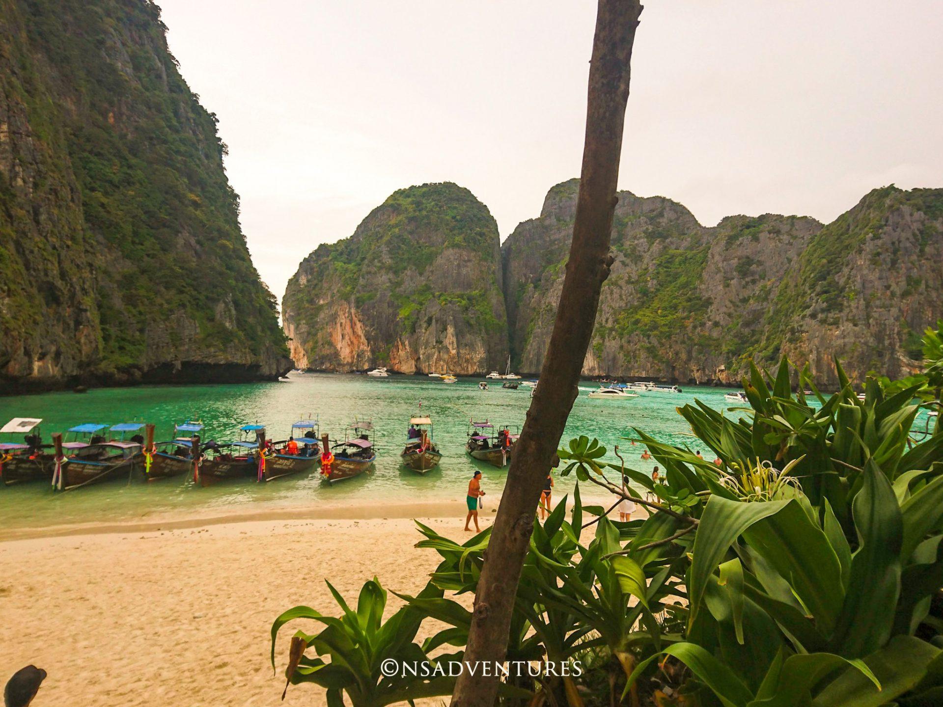 Isole Phi Phi: Maya Bay