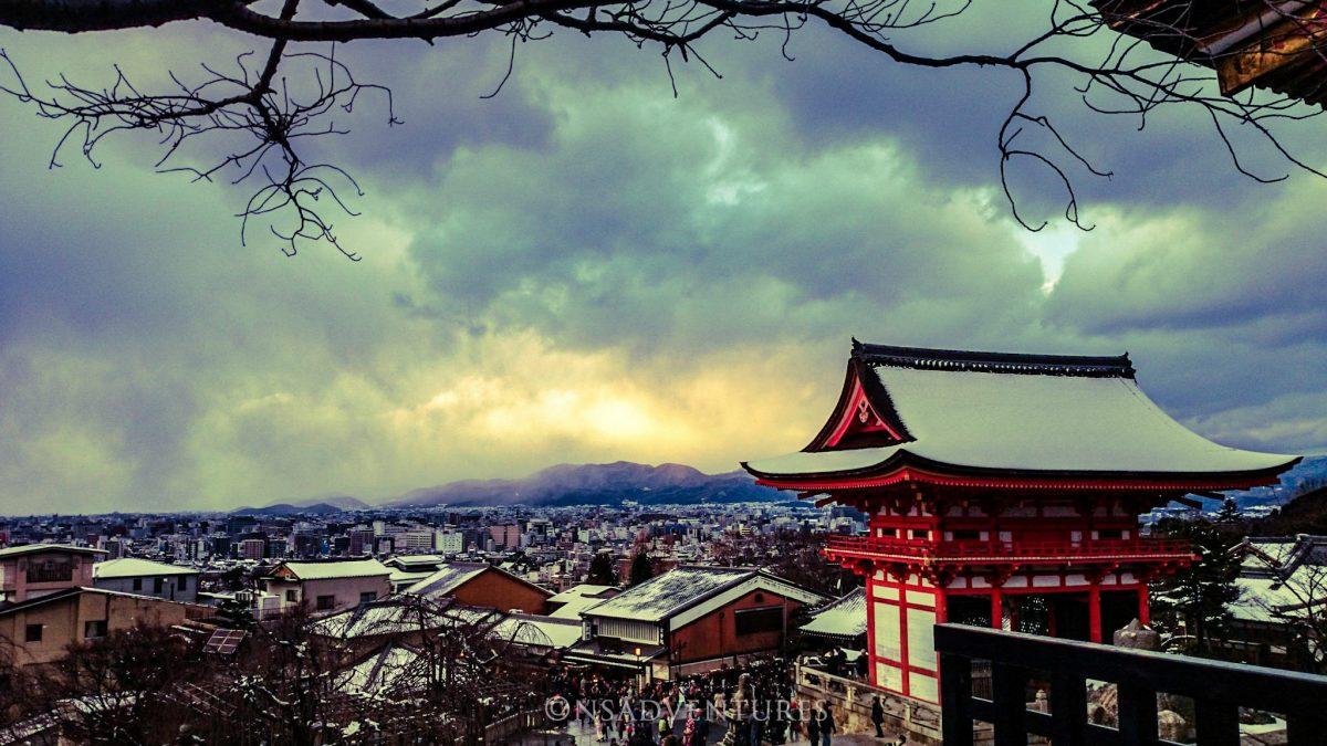 Cosa vedere a Kyoto: Kiyomizu-dera