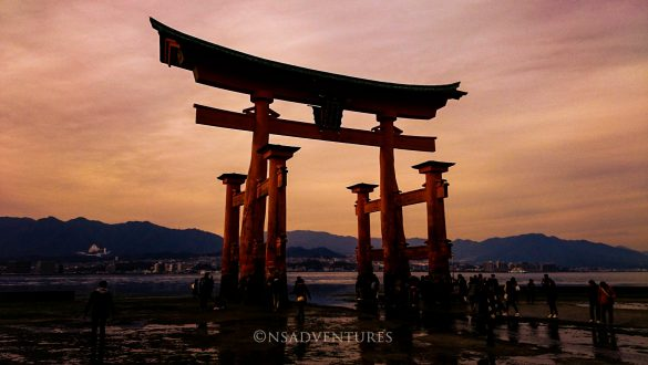 Viaggio in Giappone: Itsukushima Torii, Miyajima Island