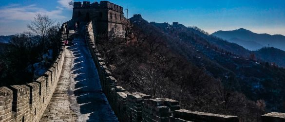 Idee viaggio: CIna, Mutianyu, Great Wall Tower