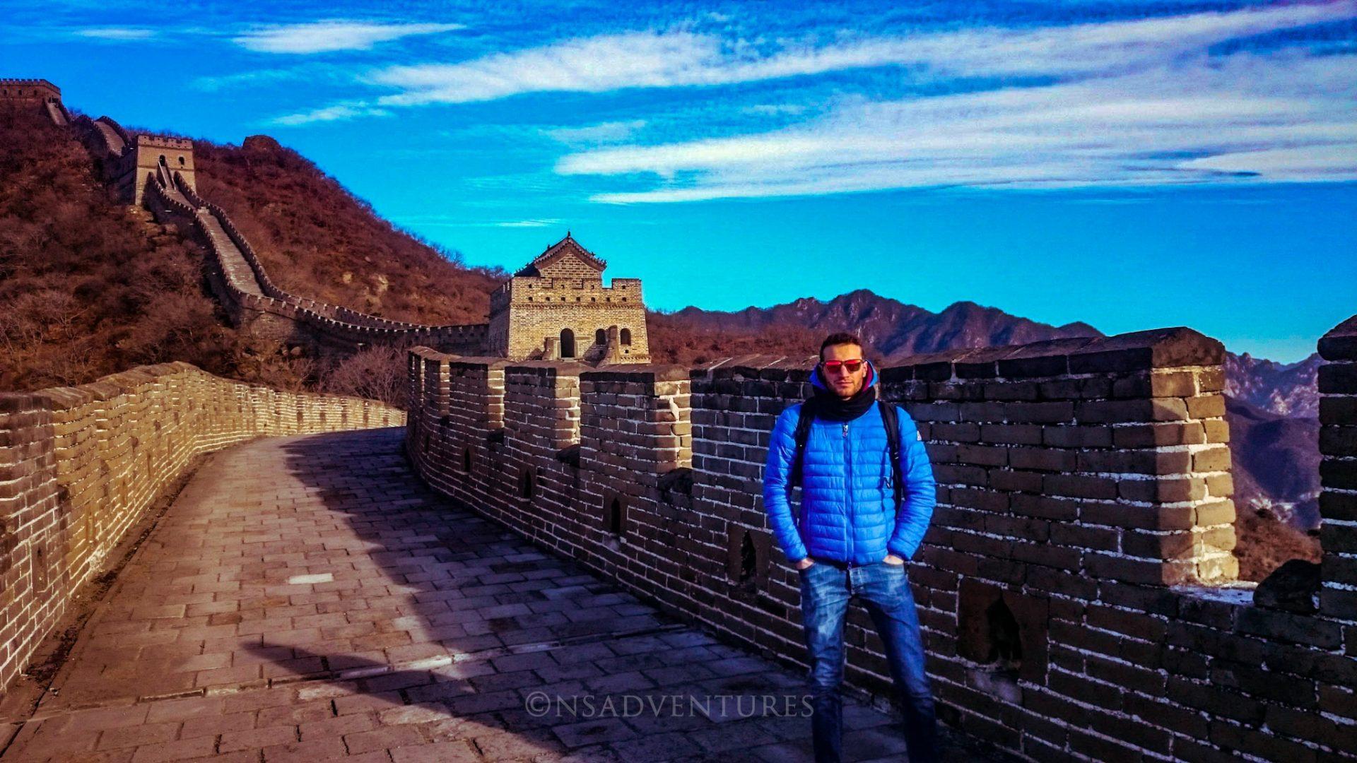 Travel Planner Italia: China, Beijing, Great Wall, Mutianyu