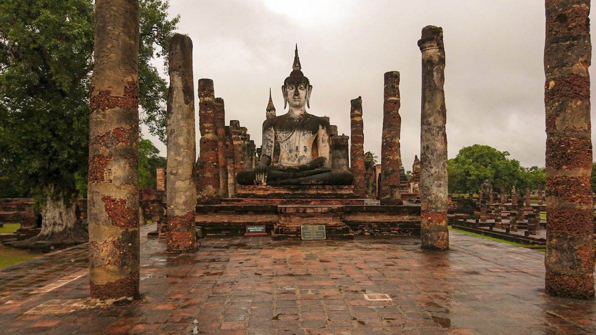 Come raggiungere Sukhothai