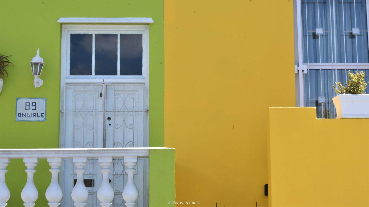 Quartiere scenico di Cape Town: Bo Kaap