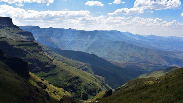 Cosa vedere in Sudafrica: Drakensberg