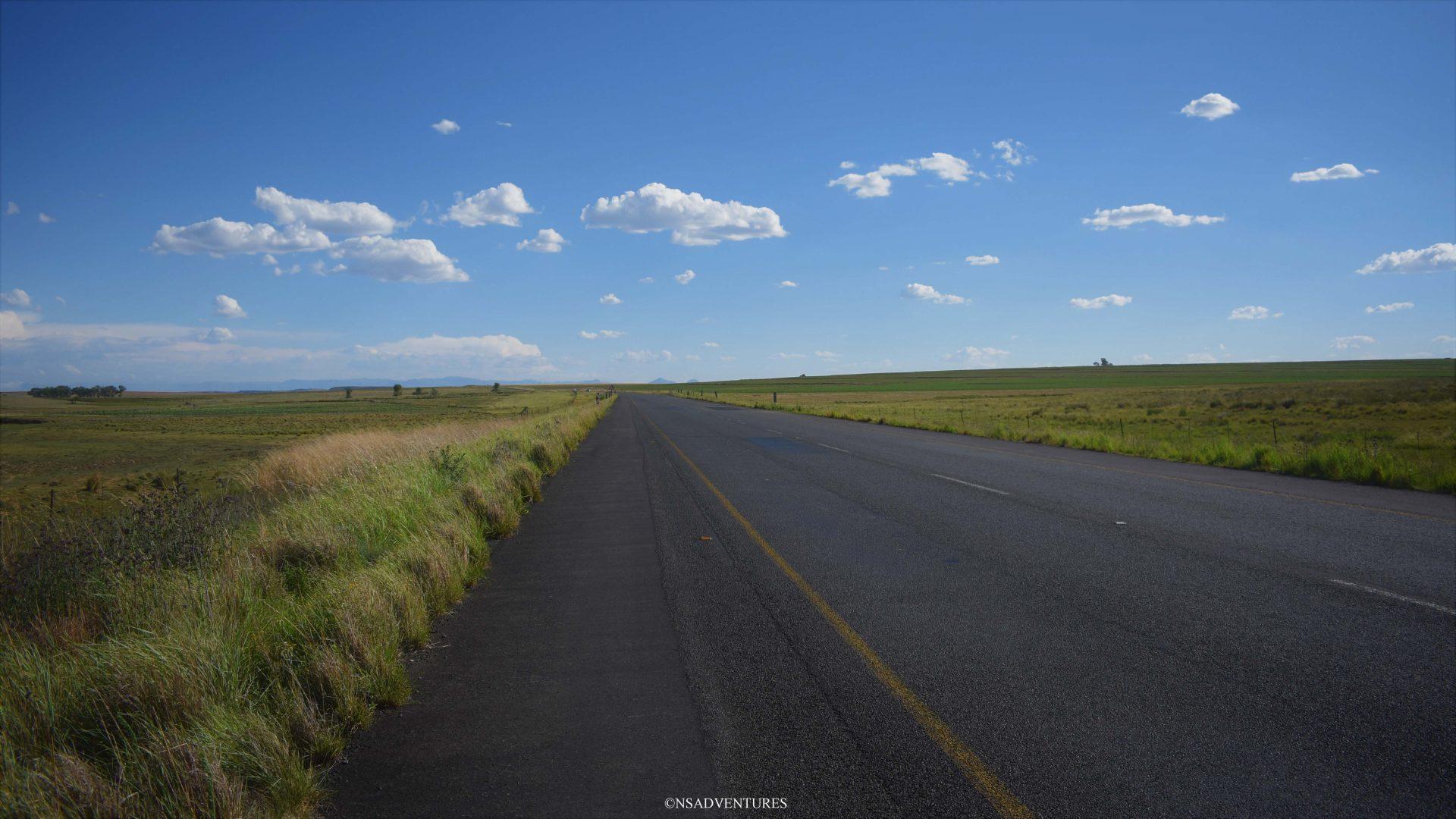 Come muoversi in Sudafrica, On the road