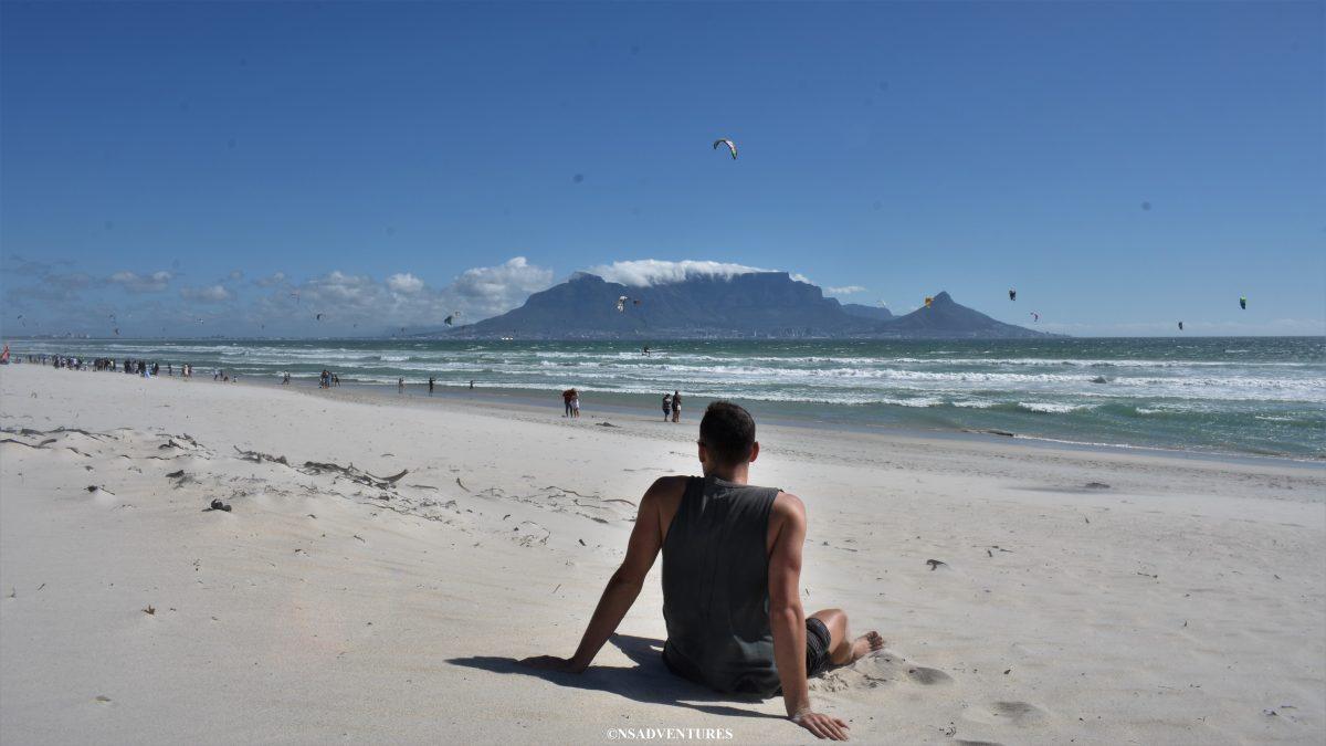 Bloubergstrand Beach, Cape Town
