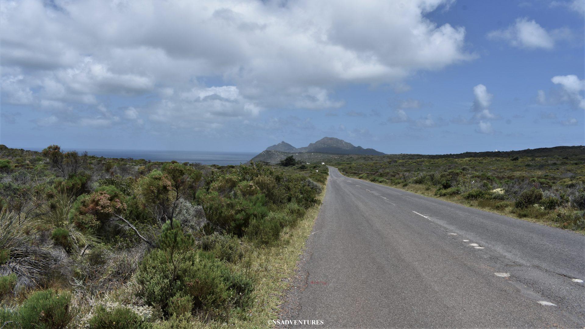 Road Capo di Buona Speranza