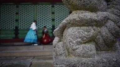 Viaggio in Corea del Sud: Seul, Gyeongbokgung