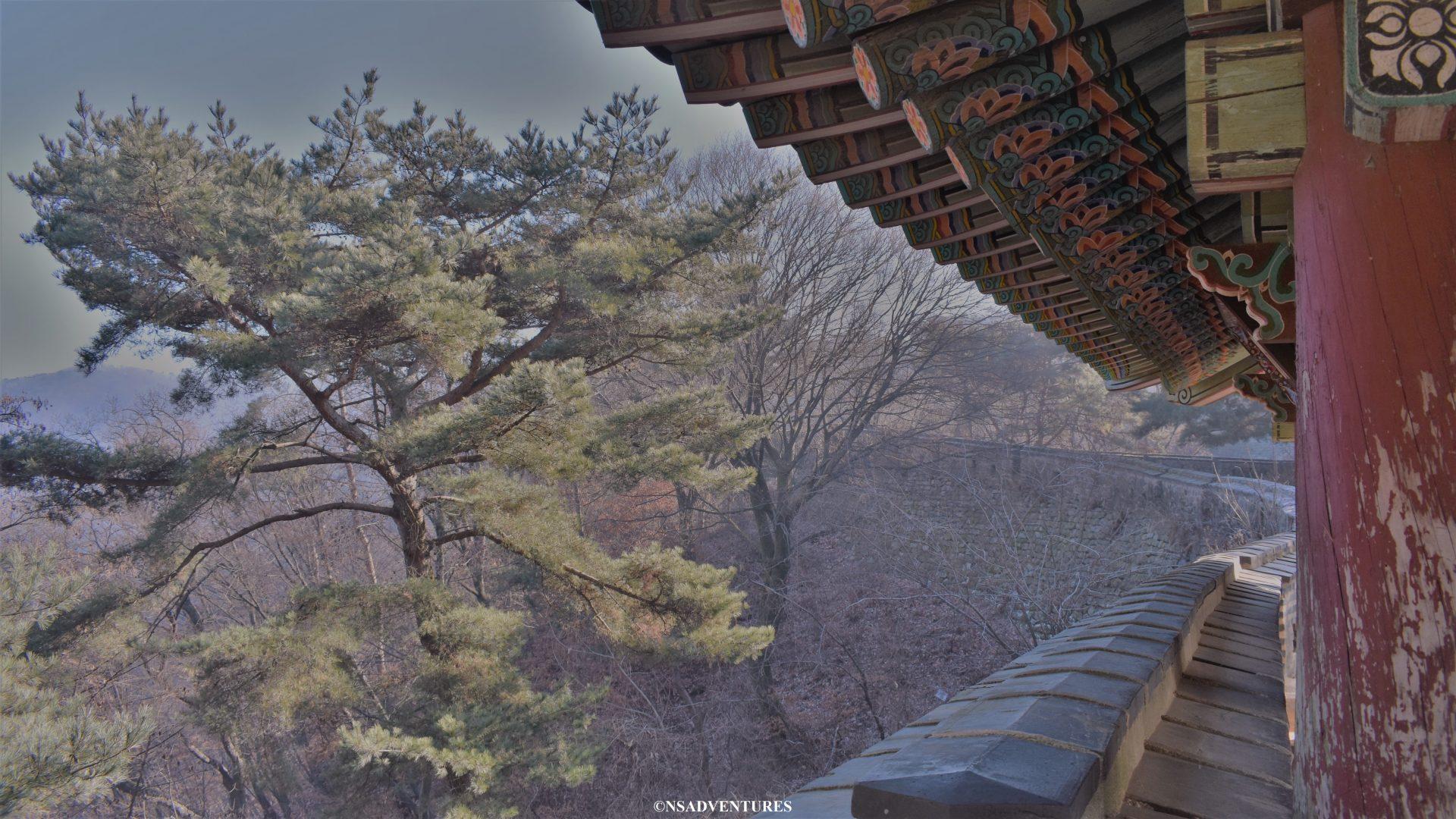 Cosa vedere in Corea del Sud: Seul, Namhansanseong
