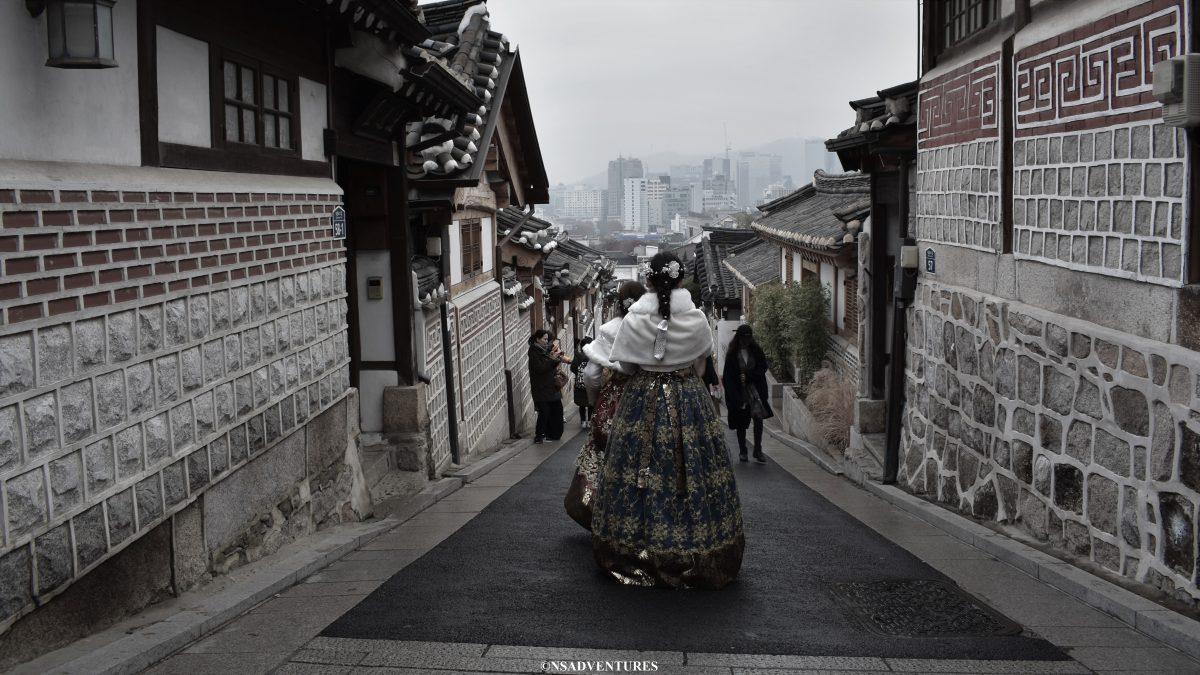 Viaggio a Seoul: come organizzarlo
