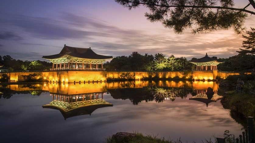 Viaggio a Gyeongju: Donggung Palace