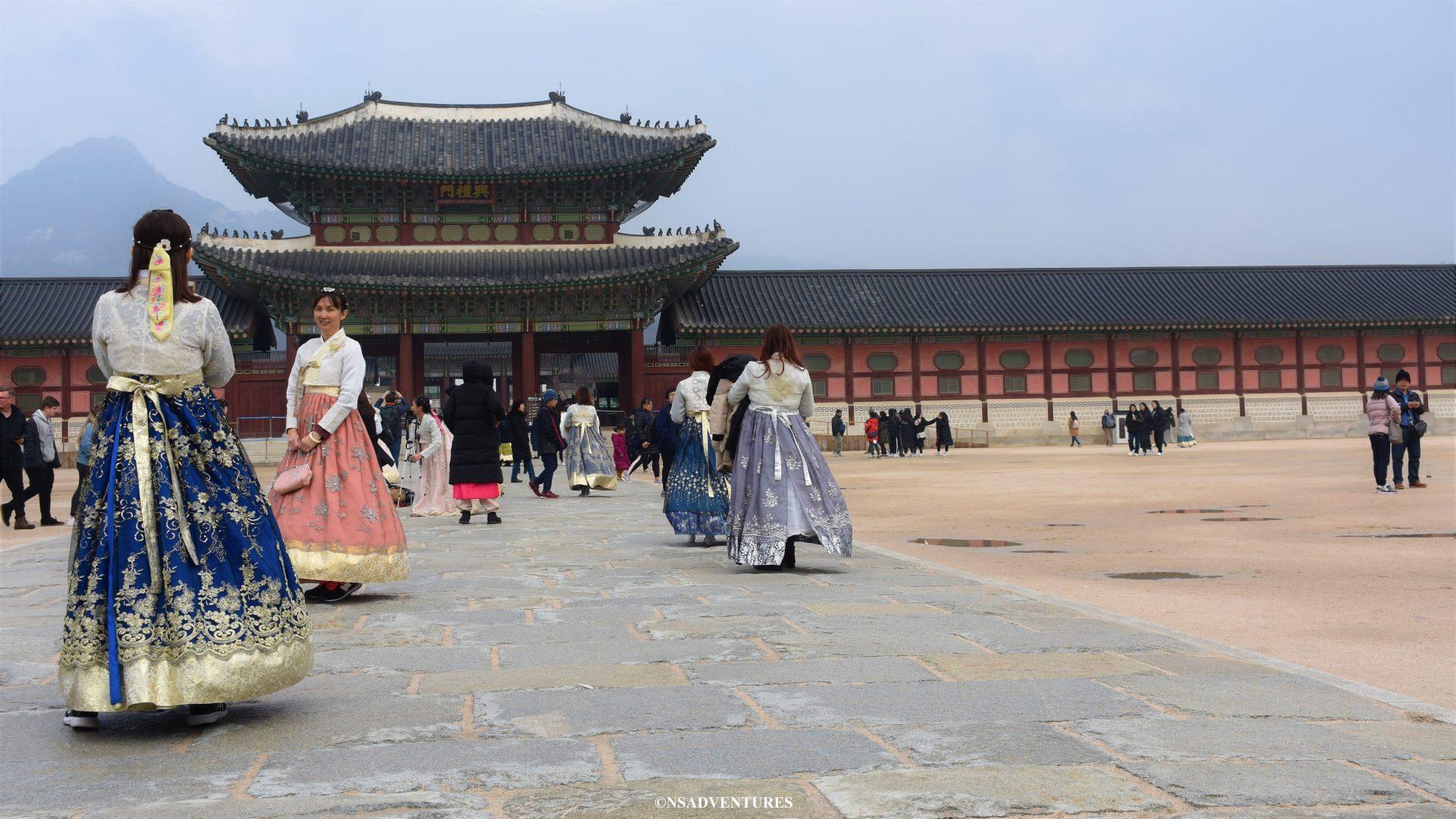 Cosa vedere a Seoul: Gyeongbokgung