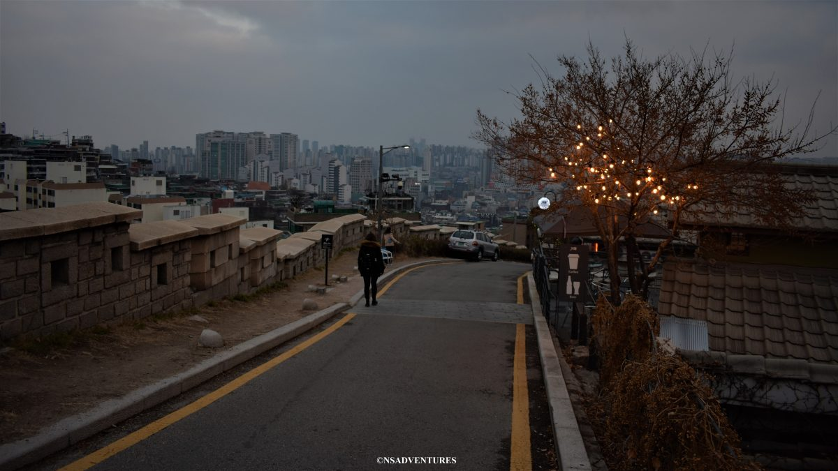 Come muoversi a Seoul: Naksan City Wall