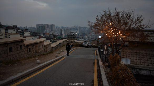 Come muoversi a Seoul: Naksan City Wall