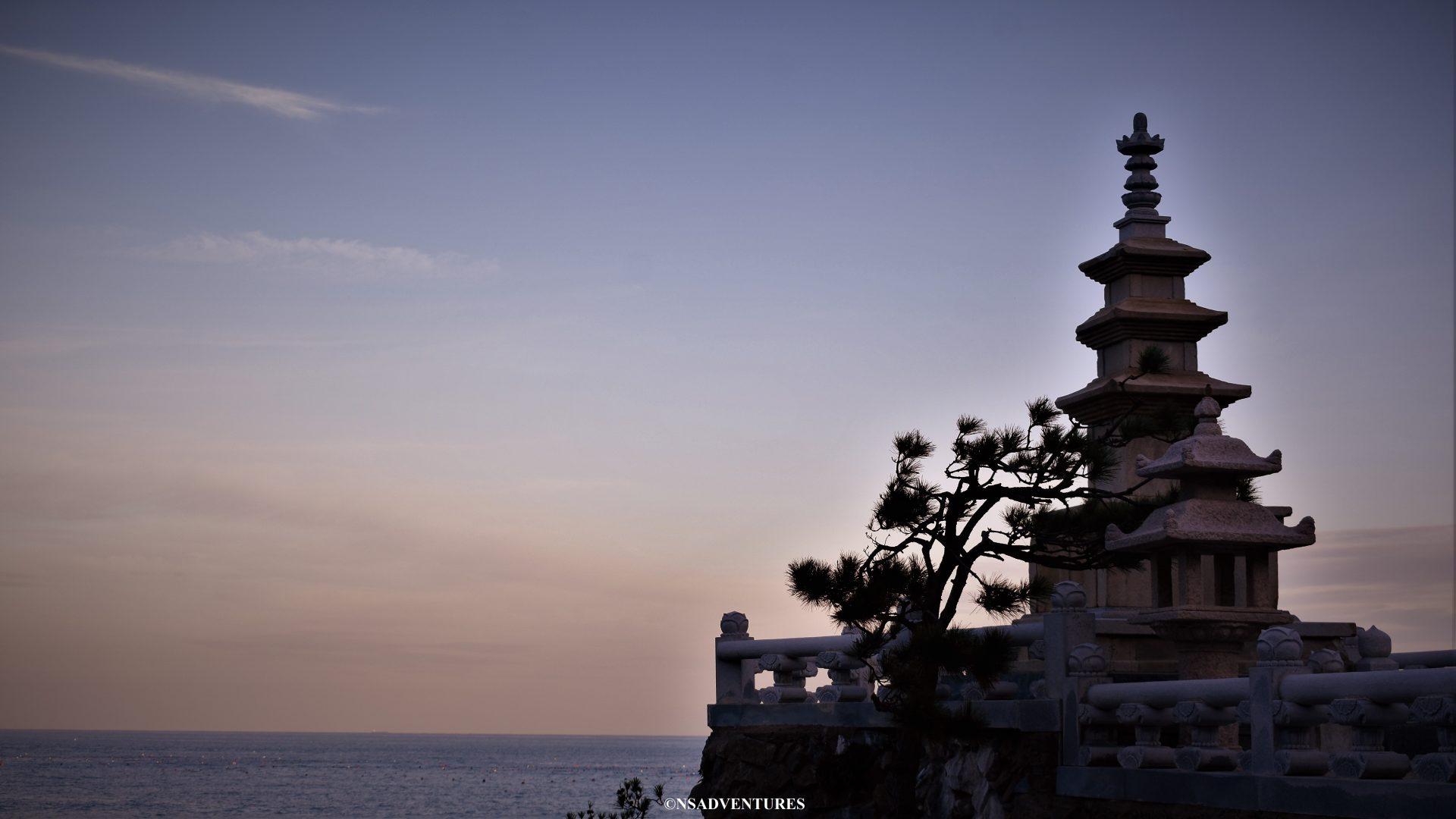 Viaggio a Busan: Haedong Yonggungsa