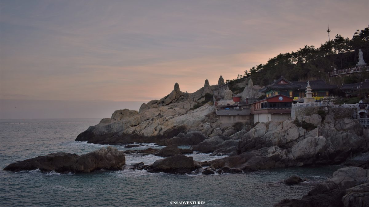 Cosa vedere a Busan: Haedong Yonggungsa