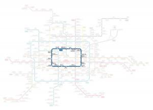 Pechino Metropolitana Linea 2